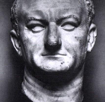 Ritratto ufficiale di Vespasiano