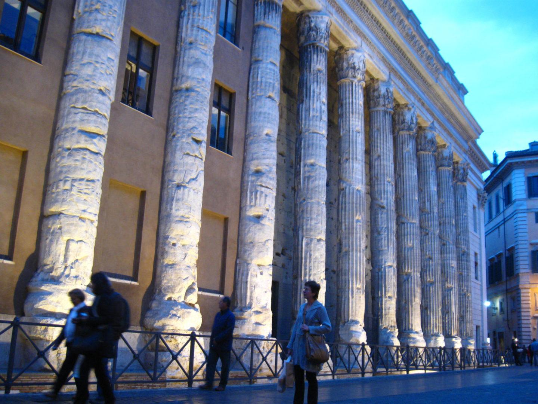 Il Tempio di Adriano