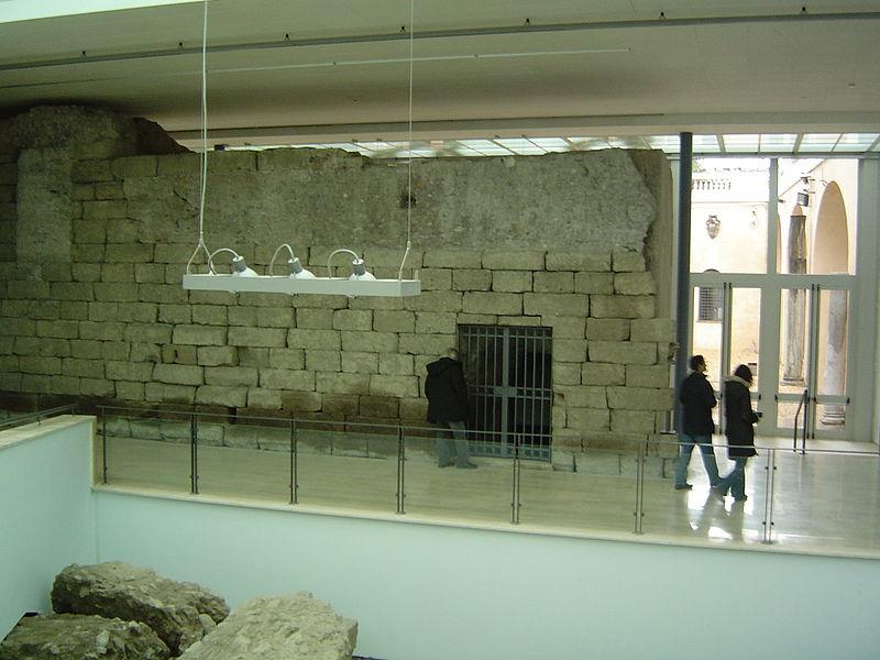 Il Tempio di Giove Ottimo Massimo sul Campidoglio.