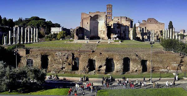 IL TEMPIO DI VENERE E ROMA
