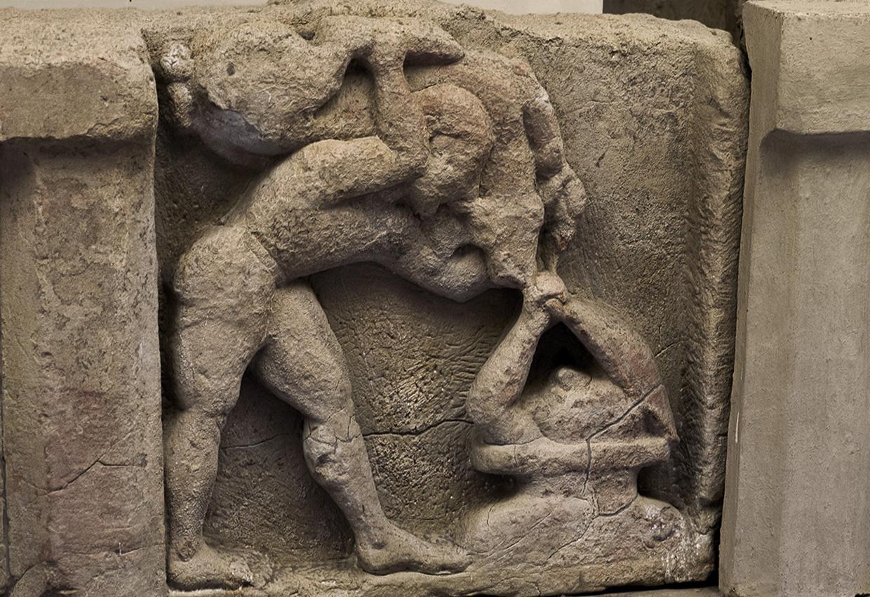 Le metope arcaiche dall'Heraion alla foce del Sele