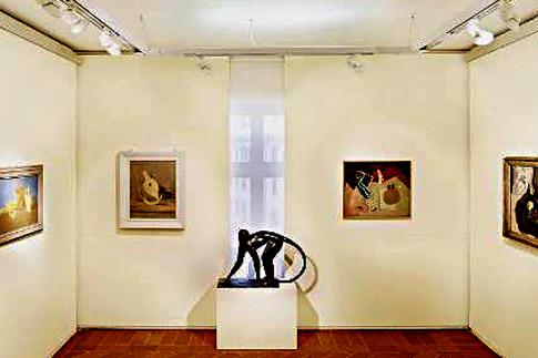 Galleria comunale d'Arte Moderna e contemporanea