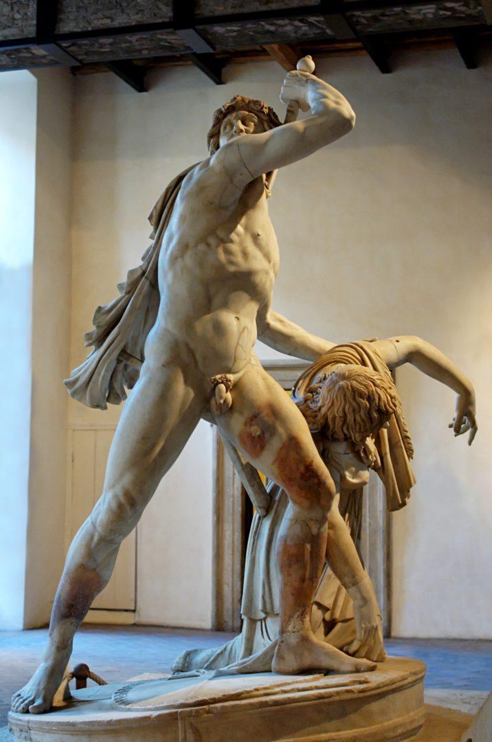 Il primo donario di Pergamo