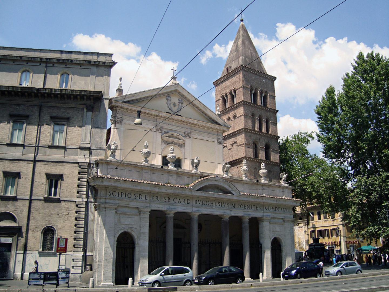 La Basilica di San Crisogono in Trastevere e i suoi ambienti sotterranei